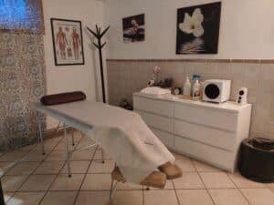 Bergvalls Massage ligger på Backenvägen 11 i Umeå. Diplomerad massör inom Svensk klassisk massage, Finsk klassisk massage, Idrottsmassage samt triggerpunktsmassage.