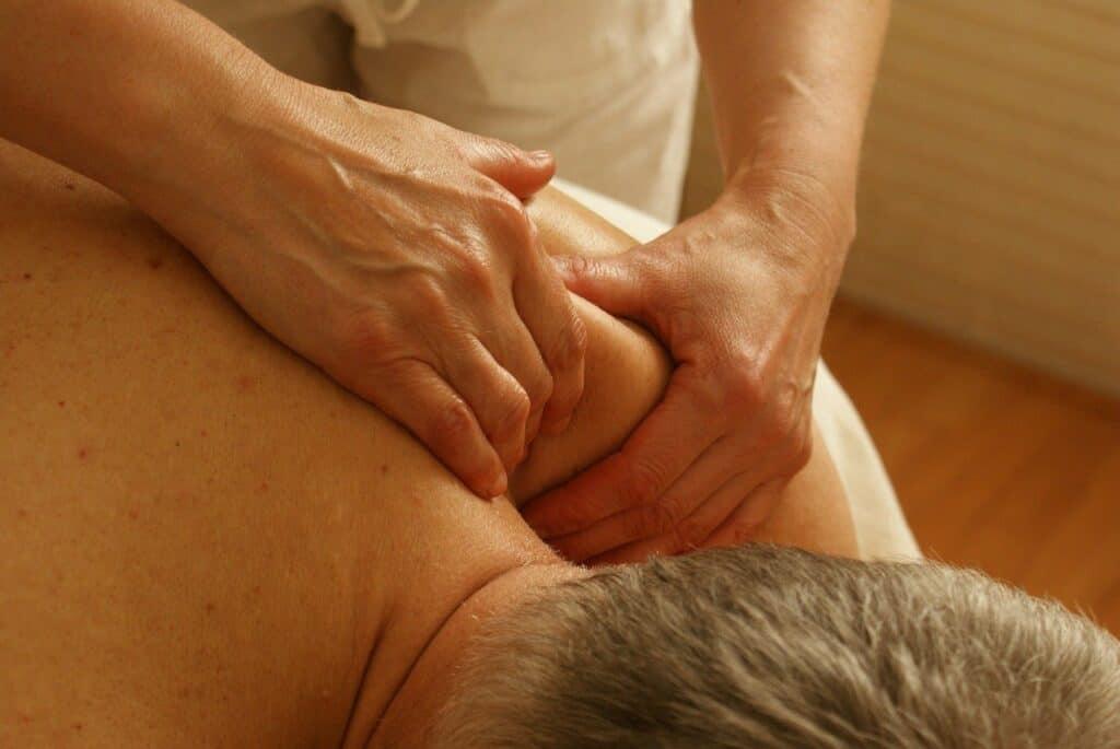Klassisk massage hos Bergvalls Massage i Umeå.