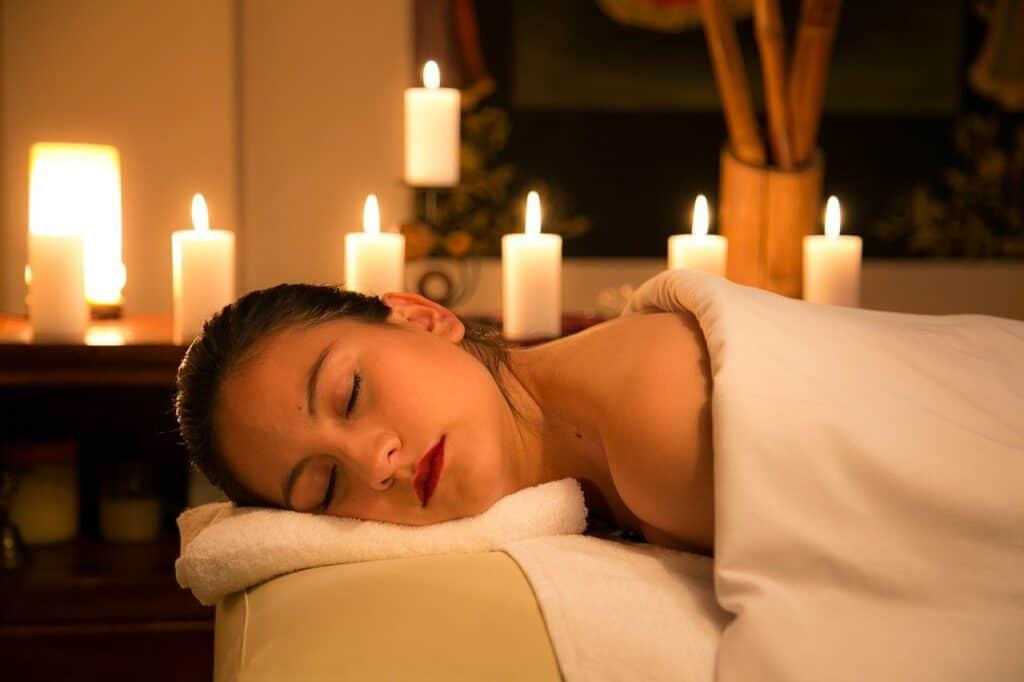 Massage som hjälper både kropp och själ.